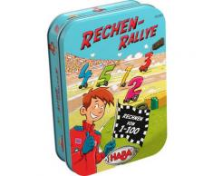 HABA Rechen-Rallye, bunt