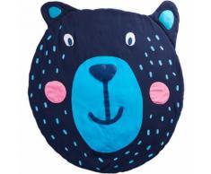 JAKO-O Babydecke Bär, blau