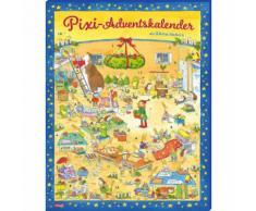 Pixi-Adventskalender 2020, bunt