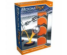 Boom Trix - Trampolin-Set, bunt