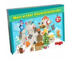 HABA Mein erster Adventskalender – Auf der Ritterburg, bunt