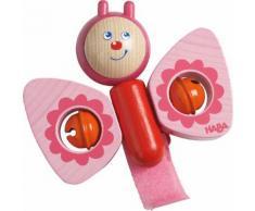 HABA Buggy-Spielfigur Schmetterling, rosa