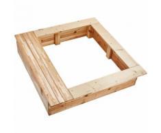 JAKO-O Sandkasten Holz, braun
