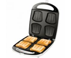 Sandwich-Toaster Quadro, weiß