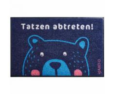 JAKO-O Schmutzfangmatte, blau