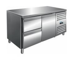 Saro Kühltisch inkl. 2er Schubladenset / Modell KYLJA 2110 TN; VE: 1