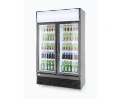 Kühlschrank 750L mit 2 Glastüren