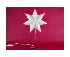 Formano Dekostern Dekolampe Weihnachten Stern Papierstern Fensterstern 55cm 598387