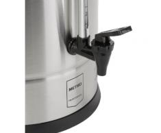 METRO Professional Kaffeemaschine GCM4011, 10.5 l, für 70 Tassen