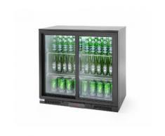 Bar Kühlschrank mit Schiebetüren 228 L