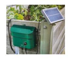 Esotec 101100 Solar Bewässerungssystem WATER DROPS ideal für Hochbeete
