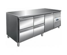 Saro Kühltisch inkl. 2 x 2er Schubladenset / Modell KYLJA 3140 TN; VE: 1