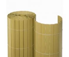 Sichtschutzmatte PVC bambus Sichtschutzzaun
