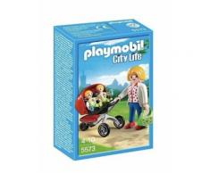 Playmobil City Life - Zwillingskinderwagen 5573 (1 Stück)
