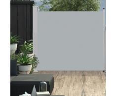 vidaXL Ausziehbare Seitenmarkise 170×300 cm Grau
