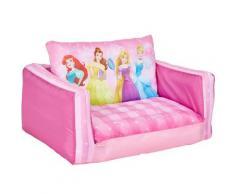 Disney Ausziehbares Sofa Prinzessin 105 x 68 x 26 cm Rosa WORL660021
