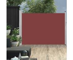 vidaXL Ausziehbare Seitenmarkise 100×500 cm Braun