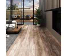 vidaXL PVC-Laminat-Dielen 5,02 m² 2 mm Selbstklebend Holz Gewaschen