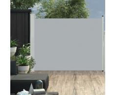 vidaXL Ausziehbare Seitenmarkise 170×500 cm Grau
