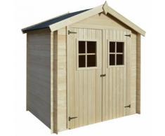 vidaXL Gartenhaus Holz 2 x 1,5 m 19 mm