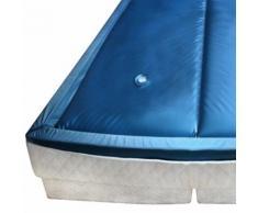 vidaXL Einzel-Wasserbettmatratze 200 x 90 cm F5