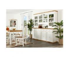 Buffetschrank, Küchenschrank, Anrichte, Büffet, weiß, MEXICO Landhausstil, mexican Style, Naturholzmöbel