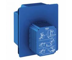 GROHE Urinal-Rohbauset Rapido U 37338 für man. Bet./Tectron IR Elektr. 6V/230V 37338000
