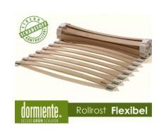 Dormiente Rollrost Flexibel metallfrei 190/200 x 80 cm