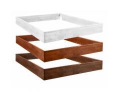 Hasena Wood-Line Massivholz Premium 23 Bettrahmen 120x220 cm / Buche