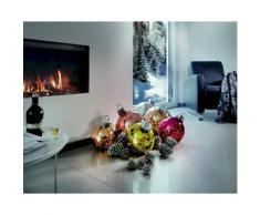 Sompex Dekoleuchte Ornament Ø 20 cm / lila