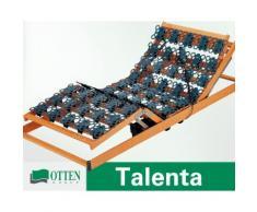 Otten Aura Talenta 2M motorig Tellerrahmen 100x200 cm
