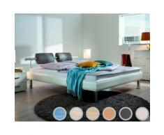 Hasena Top-Line Bett Prestige Grado/Oria 120x200 cm / Anthrazit