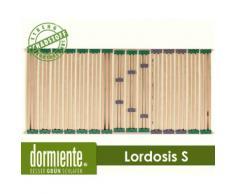 Dormiente Lordosis S Lattenrost 140x200 cm