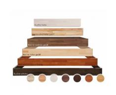 Hasena Wood-Line Bettrahmen Classic 16 Massivholz 140x210 cm / Buche