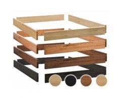 Hasena Oak-Line Massivholz Bettrahmen Modul 18 140x200 cm / Eiche