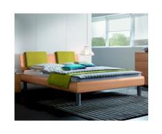 Hasena Top-Line Bett Prestige Stomp/Orva 120x200 cm / Anthrazit