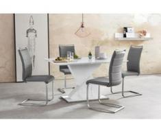 MCA furniture Freischwinger Pescara, grau