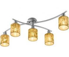 TRIO Leuchten,Deckenleuchte GARDA, goldfarben