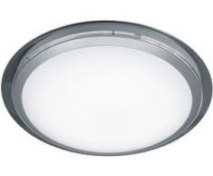 TRIO Leuchten,LED Deckenleuchte MIZAR, weiß