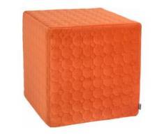 Sitzwürfel, Soft Nobile, H.O.C.K., orange, Kinder