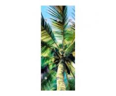 Garderobenpaneel Palme, grün