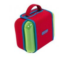 Nalgene - Lunchbox Buddy - Essensaufbewahrung Gr One Size rot/grün