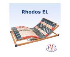 7 Zonen Lattenrost Rhodos elektrisch verstellbar 44 Leisten 80 x 190 cm