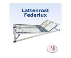 Lattenrost Federlux KF verstellbar 42 Leisten 5 cm Höhe 80x200