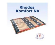7 Zonen Leisten-Teller Lattenrost Rhodos Komfort NV 80x200 cm