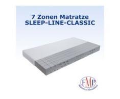 orthopädische 7 Zonen Kaltschaummatratze Sleep Line Classic H2 100x190
