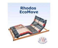 Lattenrost Rhodos EcoMove elektrisch verstellbar 44 Leisten 80x200