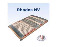 7 Zonen Lattenrost Rhodos NV starr 44 Leisten 140 x 200 cm
