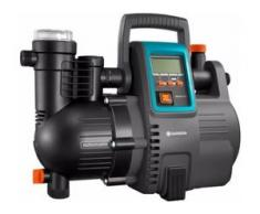 Haus-Gartenautomat 5000/5 LCD (Smart Pressure Pumpe, Gartenpumpe, Hauswasserpumpe)