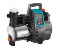 Haus-Gartenautom 6000/6 LCD inox (Smart Pressure Pumpe, Gartenpumpe, Hauswasserpumpe)
